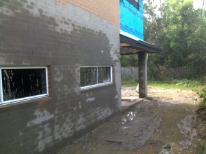 Australian Brick And Block Masonry 187 Bagging And Rendering